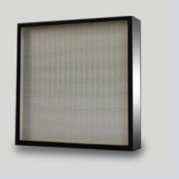 Minipleat HEPA Filter, Frame: Extr. Al, 99.99%