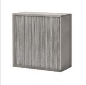 Aluminium Separator HEPA, 99.99%